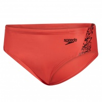 Speedo Boom Splice 6,5cm Brief Boy Red/Black