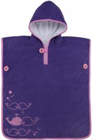 Aqua Sphere Baby towel poncho