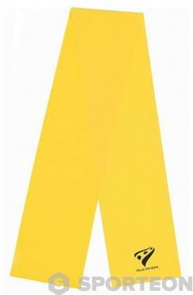 Bandă galbenă Rucanor pentru exerciţii fizice, 0,45mm