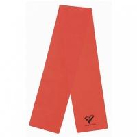 Bandă roşie Rucanor pentru exerciţii fizice 0,65mm