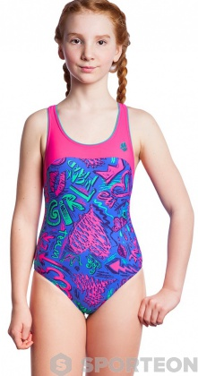 Mad Wave Rate Girls Pink/Blue