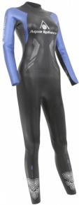 Aqua Sphere Racer Women Black/Blue