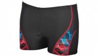Arena Sprite Short black/red