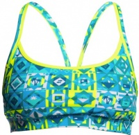 Funkita Lime Light Sports Top
