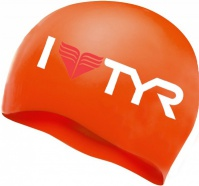 Tyr I Love Silicone Cap