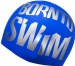 BornToSwim Seamless Swimming Cap