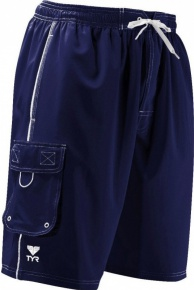 Tyr Challenger Trunk Navy