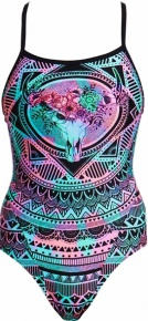 Funkita Crown Princess Single Strap One Piece