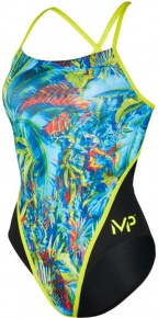Michael Phelps Oasis Racing Back Multicolor/Black