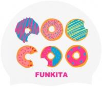 Funkita Dunking Donuts Swimming Cap