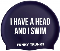 Funky Trunks Get a Head Swimming Cap