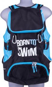 BornToSwim Shark Backpack