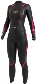 Speedo EV-15 Event Fullsuit Women Black/Pink