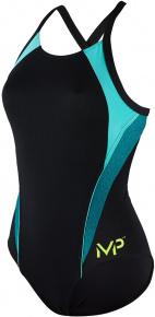 Michael Phelps Kalista Black/Turquoise