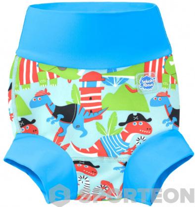 Splash About New Happy Nappy Dino Pirates
