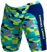 Funky Trunks Sand Storm Training Jammer