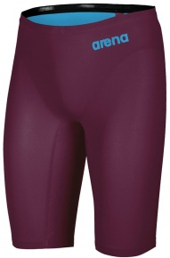 Arena Powerskin R-Evo One Jammer SL Red Wine/Turquoise