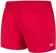 Speedo Fitted Leisure 13 Watershort Fed Red