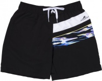 Aquafeel 90ies Bermudas Boys Black