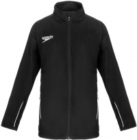 Speedo Track Jacket Junior Black