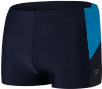 Speedo Dive Aquashort True Navy/Pool/Oxid Grey