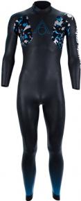 Aqua Sphere Aquaskin Fullsuit V3 Men Black/Blue