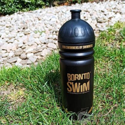 BornToSwim Shark Water Bottle