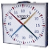 Ceas și tablă pentru înot