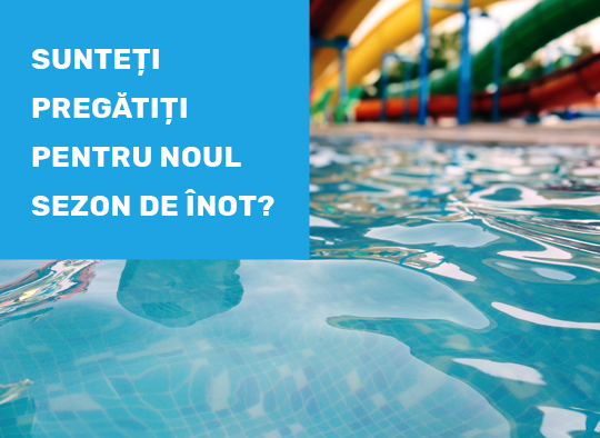 Otevření bazénů